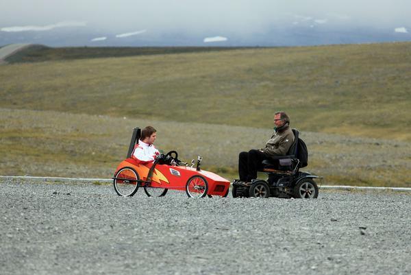 Po co wózek inwalidzki