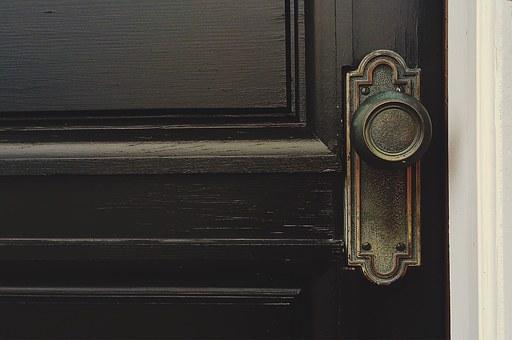 Na cito potrzebowałam zamka elektronicznego do drzwi