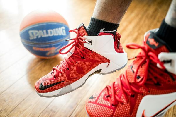 Buty do koszykówki marki Nike