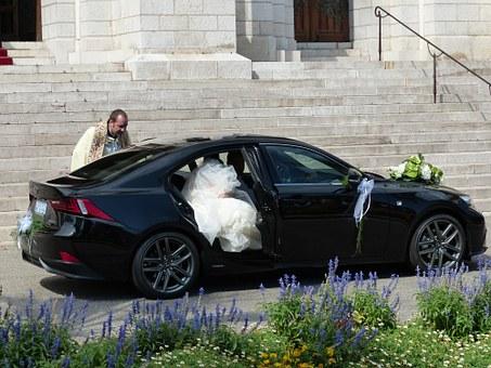 Idealny samochód do ślubu