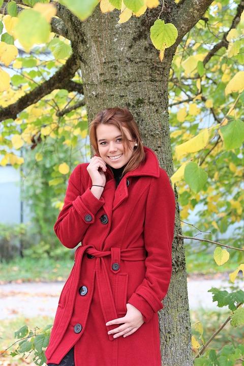 odzież damska - płaszcze