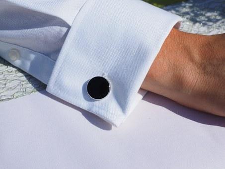 personalizowane spinki do mankietów
