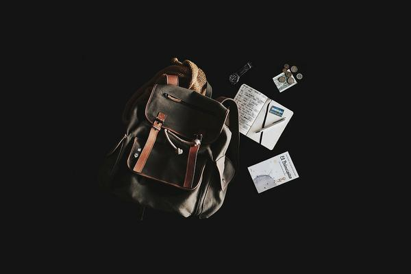 Nowy, dizajnerski plecak