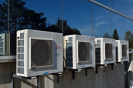 Usługi serwisu klimatyzacji biurowej