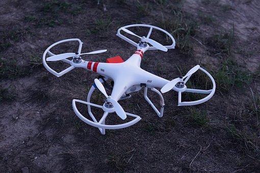 wygodna walizka na drona