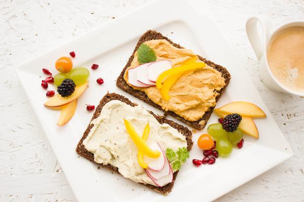 polecane diety odchudzające - jadłospis
