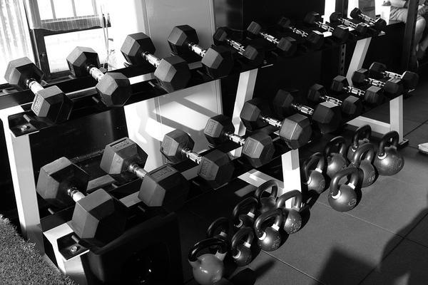 Zakup profesjonalnego sprzędu do siłowni