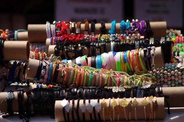 Rosnąca liczba wysp handlowych w dużych sklepach