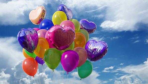 prezenty balonowe