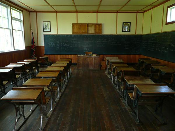 Krzesła do szkoły