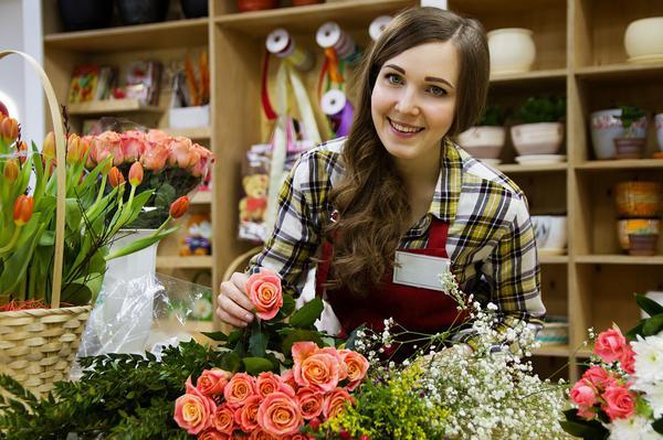 Bardzo modne sztuczne kwiaty