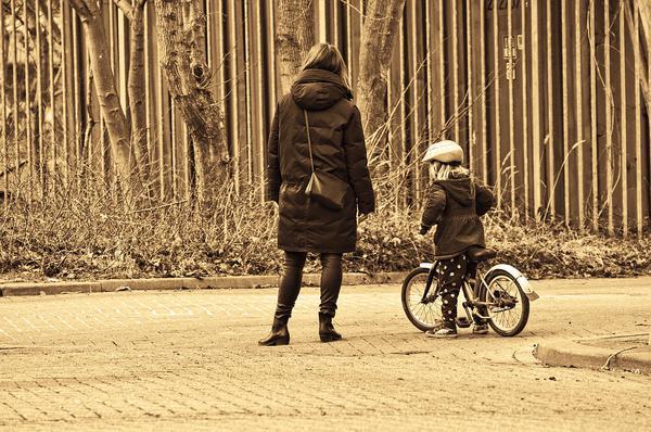 Niezapomniany rowerek dla dziecka