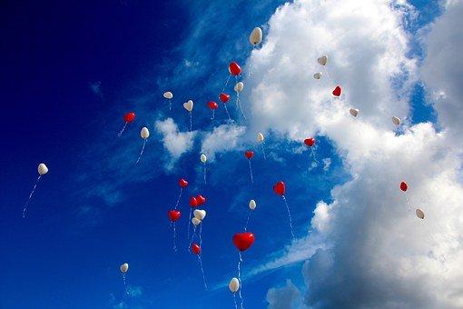 Duże balony w Bydgoszczy