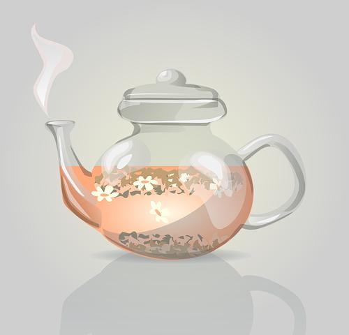 Herbatę w dzbanku zaparzam codziennie