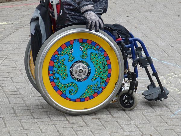 Potrzebowałam inwalidzkiego skutera dla dziecka