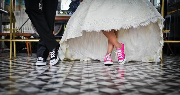 Kokardki dla gości weselnych