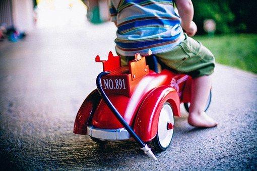 Praktyczne samochody dla dzieci