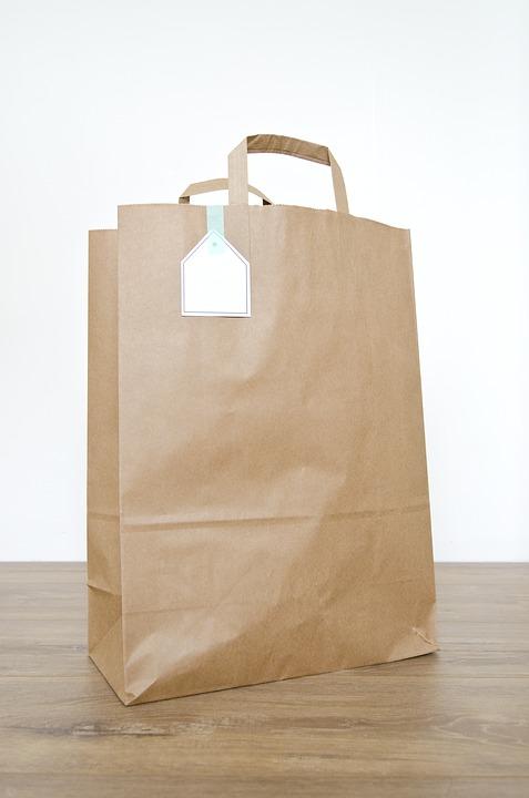 Funkcjonalne torby z tektury