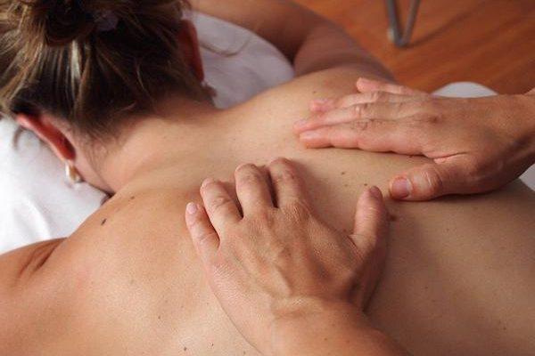Polecany salon masażu