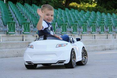Polecane samochody dla dzieci